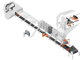 S-Class™ Air-Supported Conveyor System